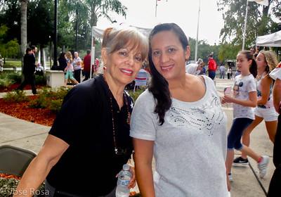 MARTHA ROSA & JESSICA ANDERSON