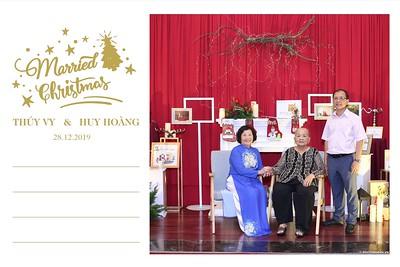 Thuy Vy & Huy Hoang wedding @ Grand Palace | instant print photo booth in Ho Chi Minh City | Chụp ảnh in hình lấy liền Tiệc cưới tại TP. Hồ Chí Minh | Photobooth Saigon