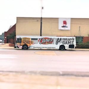 Bus Wraps/Decals