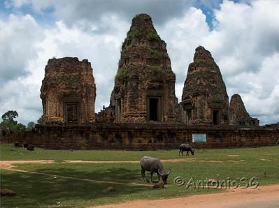 Templos de menor importancia