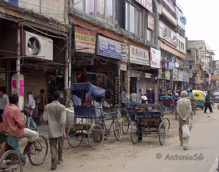 Viejo Delhi