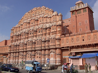 Jaipur-Amber-Fatherpur Sikri