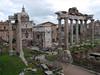 Foro Romano. Arco de Adriano