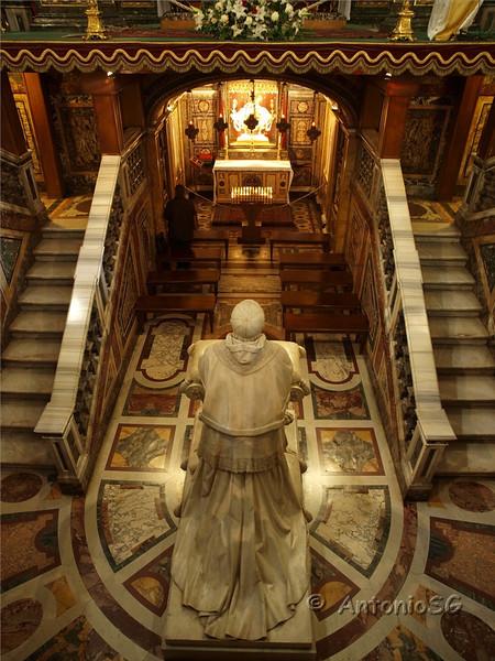La Basílica de Santa María la Mayor