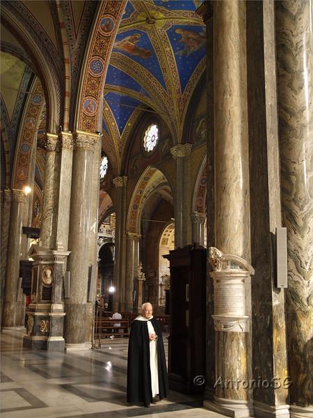 Iglesia de Santa María Sopra Minerva