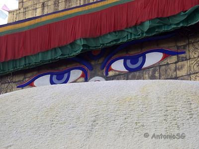 Bhaktapur-Boudhanath-Pharping
