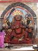Kal Bhairav. Esta imagen enorme del bhairav representa la deidad Shiva en su manifestación destructiva. no tiene fecha, pero fue colocada en su actual localización por el rey Pratap Malla después de que fuera encontrado en un campo al norte de la ciudad. Este es el Bhairav más famoso y fue utilizado por el gobierno para comprobar si alguien dice la verdad, haciendole jurar ante él.