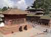 kathmandu, Templo de Shiva y Parvati