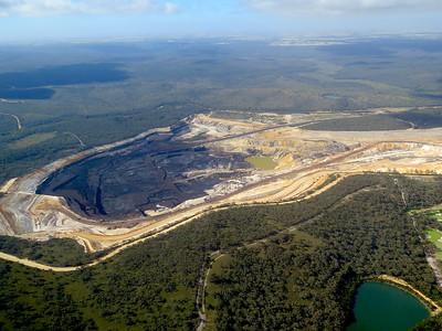 An Active Coal Mine