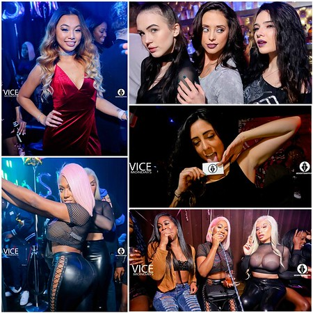 VICE MONDAYS @ TONGUE AND GROOVE  11-13-17
