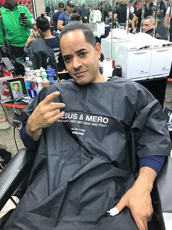 12.29 VICELAND | Desus & Mero Barbershop Capes