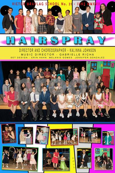 hairspray p21 poster