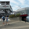 """OUR """"RIDE"""" FROM PORT ANGELESS TO VICTORIA--THE COHO FERRY"""