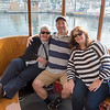 WE TOOK CAPTAINS DAVE'S FERRY FOR A TOUR OF THE BAY.