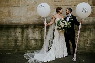 VICTORIA // MIKE WEDDING