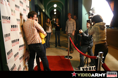 Video Army is a video production, marketing, advertising and social media agency born in Venice. Support local and use Video Army for your business or individual marketing needs. Video Army Bunker is also available for special events. Go To http://www.videoarmy.tv to learn more.  Photo by Venice Paparazzi www.venicepaparazzi.com
