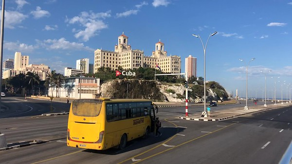 VIDEO; Cuba, Havana, February 2019.