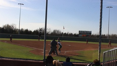 VIDEO Softball vs. SNU