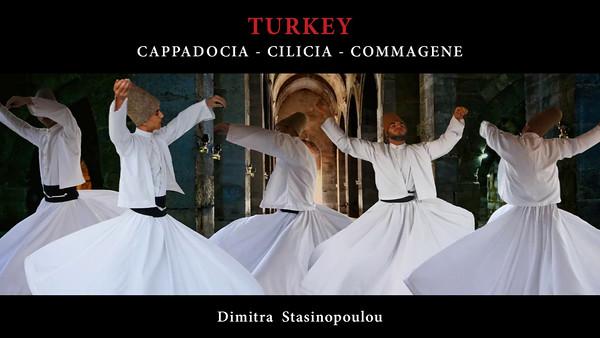 VIDEO, TURKEY-Cappadocia,Cilicia,Commagene