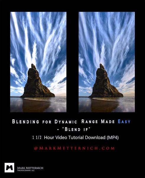 BLENDING FOR DYNAMIC RANGE MADE EASTY - BLEND IF