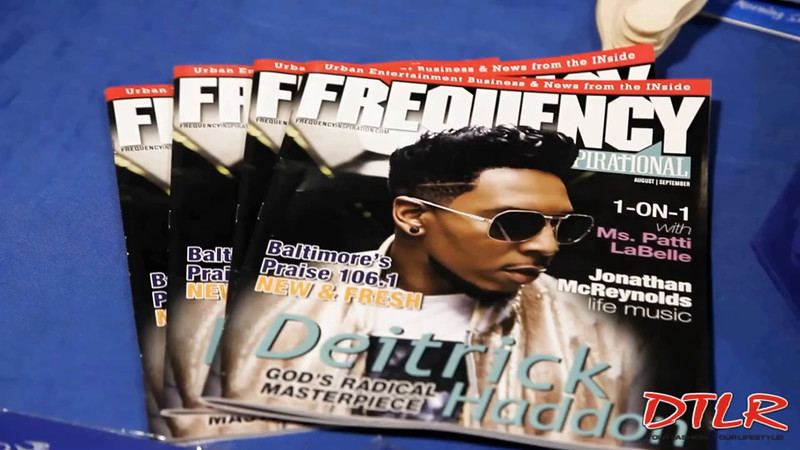 DEITRICK HADDON'S ALBUM SIGNING AND SHOW @ DTLR