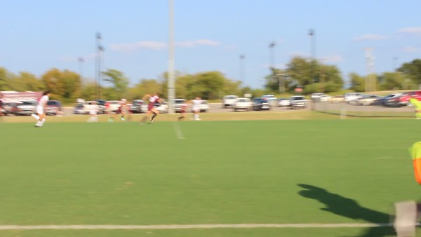 Goal by Hannah White
