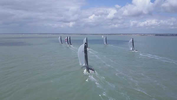 Race 2 Downwind
