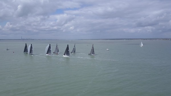 Race 2 Downwind Mark