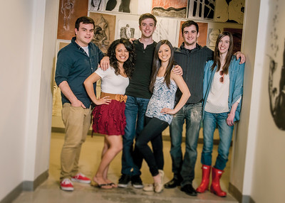 2014 The Cast: Hixson-Lied College of Fine and Performing Arts
