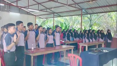 Montaj Hari Anugerah Kecemerlangan Pelajar 2019