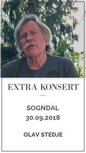 Olav Stedje Sogndal extra konsert 3