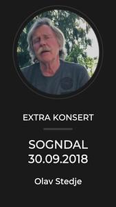 Olav Stedje Sogndal extra konsert 2