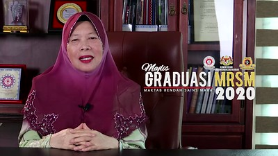 Ucapan Pengerusi MARA sempena Graduasi MRSM