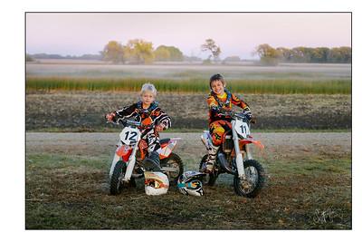 FAM-53-Motorcyle Boyz 30x40