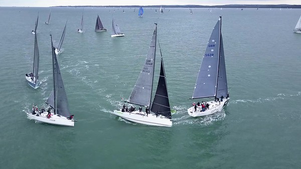 Helly Hansen Warsash Sailing Club Spring Regatta
