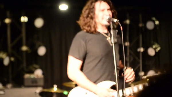 FIRE! Phil X and The DRILLS with new drummer Randy Cooke at the Whitehouse, Anaheim NAMM 2013!