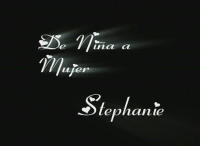 Stephanie Slide Show