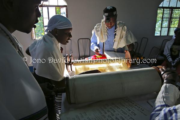 ABAYUDAYA, The Jews of Uganda: A Slideshow featuring images of Jewish Uganda (August/September 2013) (photo details) (video production, September 2014)