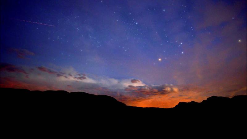 Lightning, Stars, Glow from Vernal 1