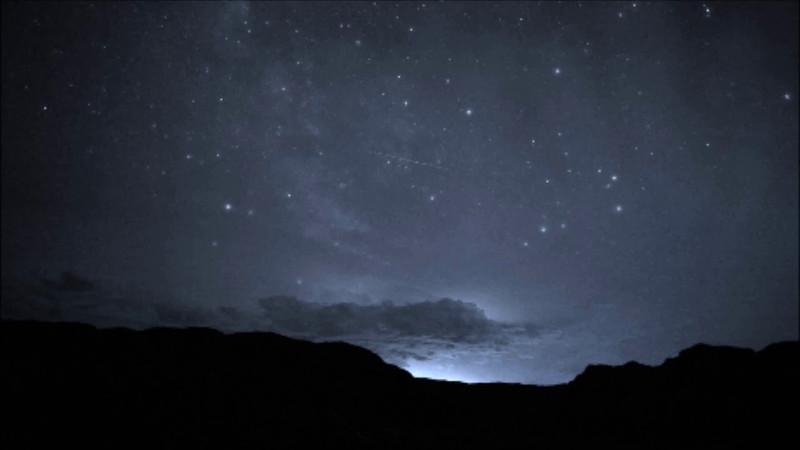 Lightning, Stars, Glow from Vernal 2
