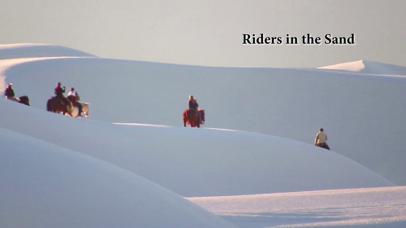 Riders in the Sand