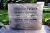 "SV 78  Monica Lewinsky's grandmother's grave  Cementerio Israelita ""Masferrer"", Old Cemetery  SAN SALVADOR, EL SALVADOR"