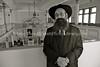 LV 451  Rabbi Mordechai Glazman, Peitavas Street Synagogue  RIGA, LATVIA