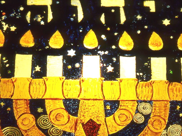 JEWISH STAINED GLASS: A Photographic Exhibition. (photo details) (video production, May 2009)