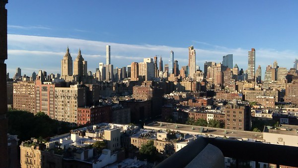 Upper West Side Time Lapse
