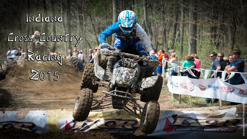 IXCR 2015 Quads Racing in Canaan, Indiana