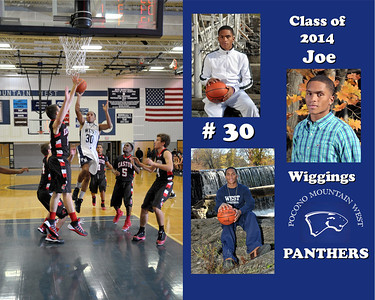 # 30 Joe Wiggings