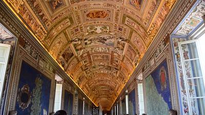 Vaticano 2015: Galeria de los mapas
