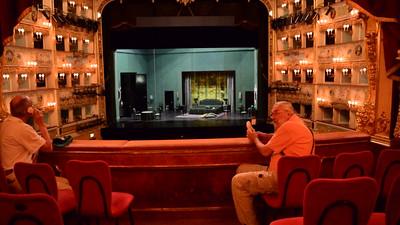Teatro La Fenice 2-Venecia 2015