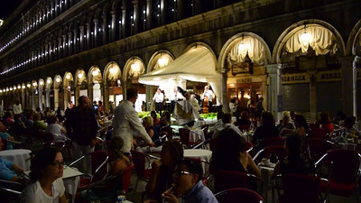 Plaza San Marco, Venecia 2015
